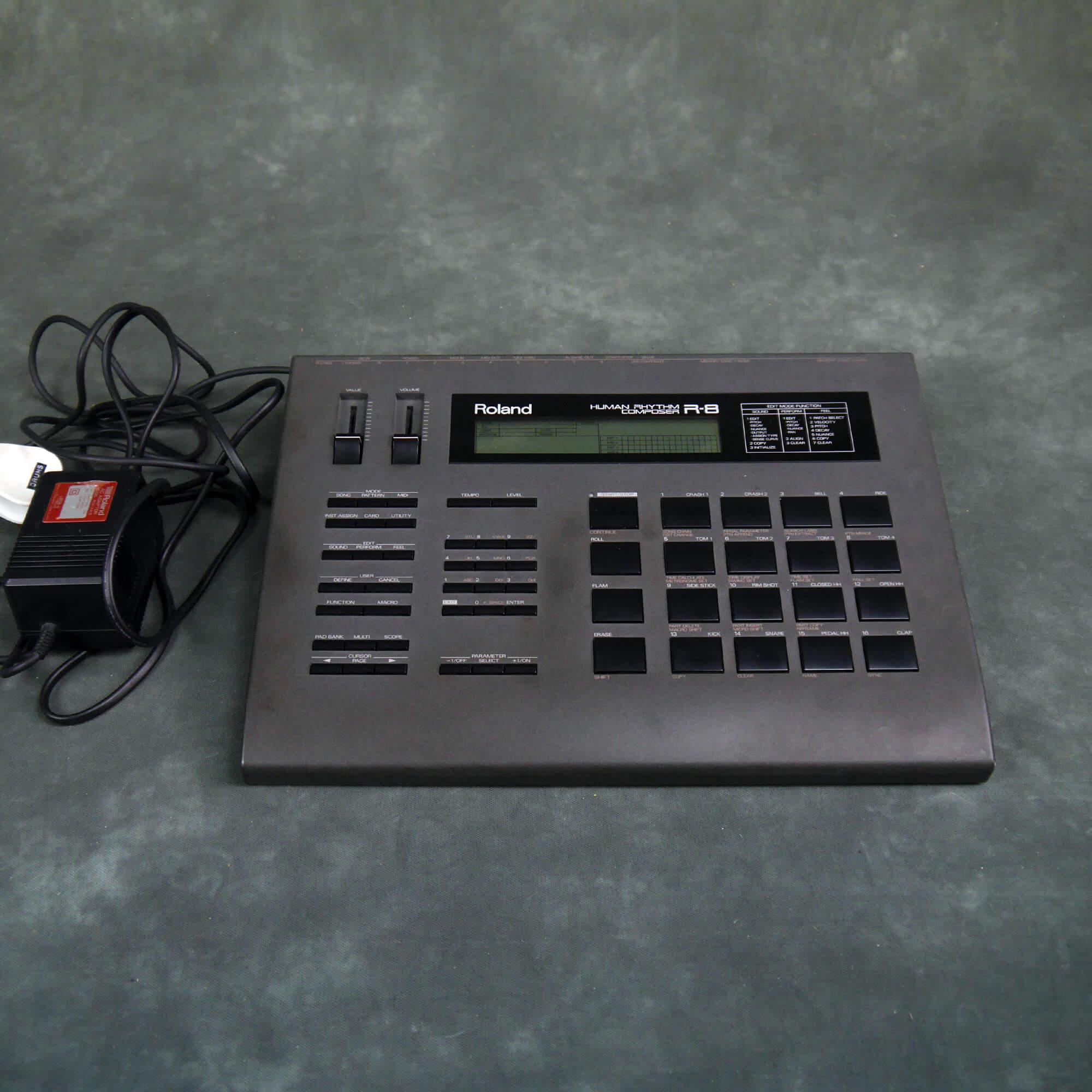Roland R-8 Human Rhythm Composer - 2nd Hand