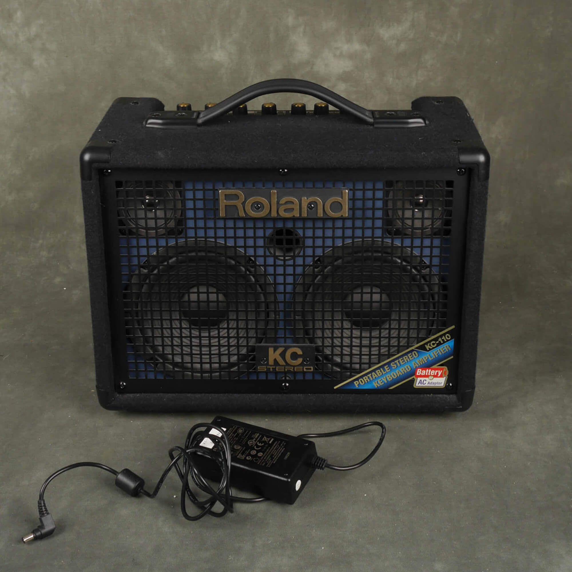 Roland KC-100 Keyboard Amplifier - 2nd Hand