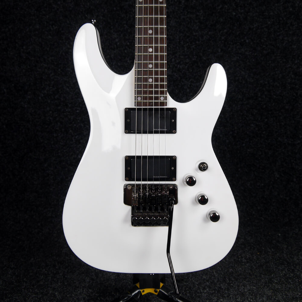 second hand schecter electric guitars rich tone music. Black Bedroom Furniture Sets. Home Design Ideas