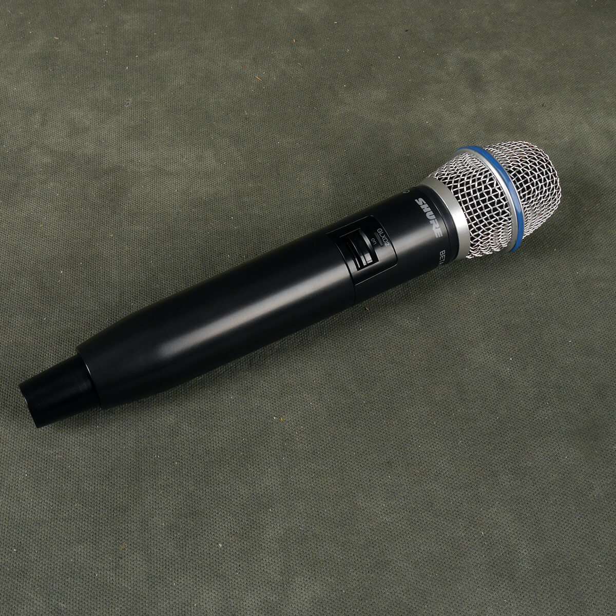 Shure GLXD2 SM87A Radio Microphone - 2nd Hand