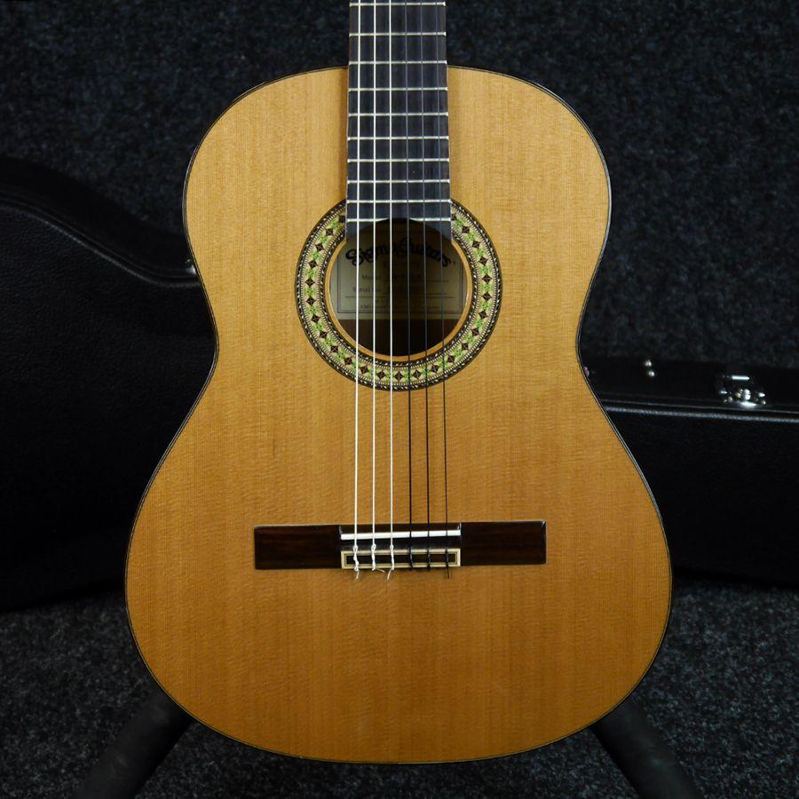Sigma CM-6 3/4 Size Classical Acoustic Guitar w/ Hard Case ...