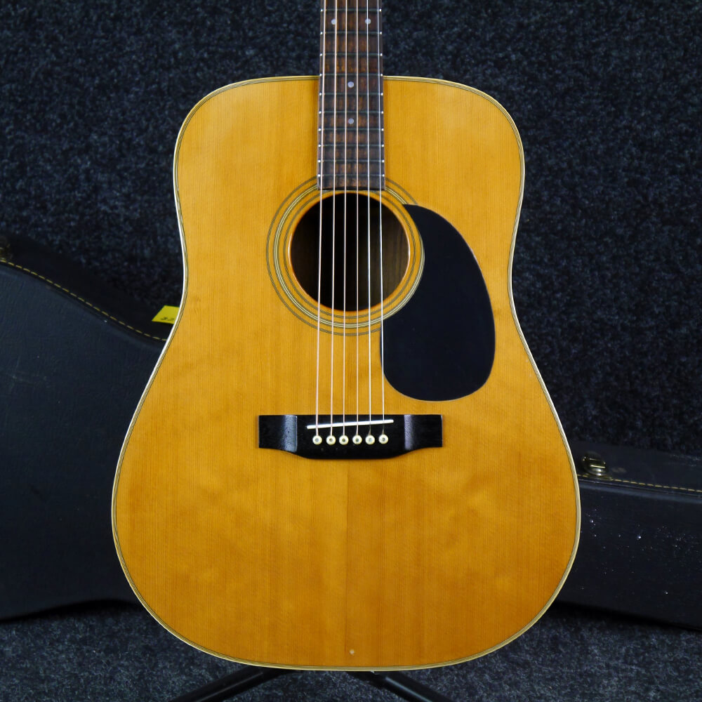 Sigma DR-28 Dreadnought Acoustic w/Hard Case - 2nd Hand