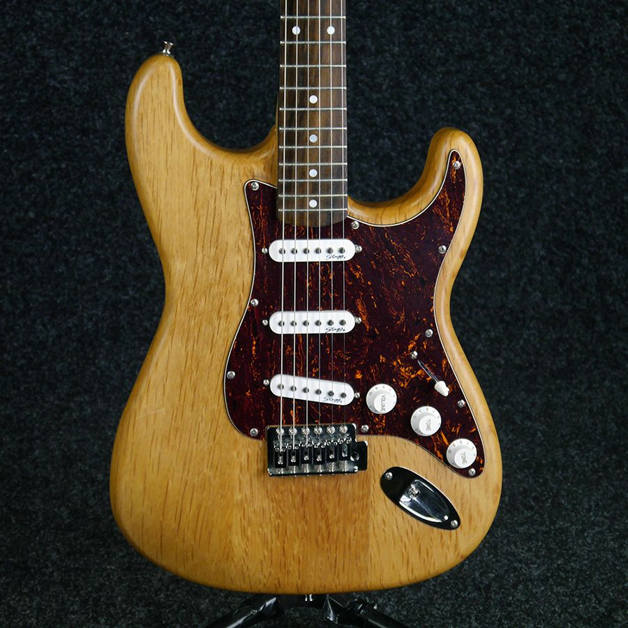 Stagg S300-NS Standard 'S' Electric Guitar - Natural - 2nd Hand