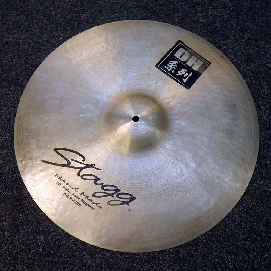 Stagg DH Regular Jazz 20inch Ride Cymbal - 2nd Hand