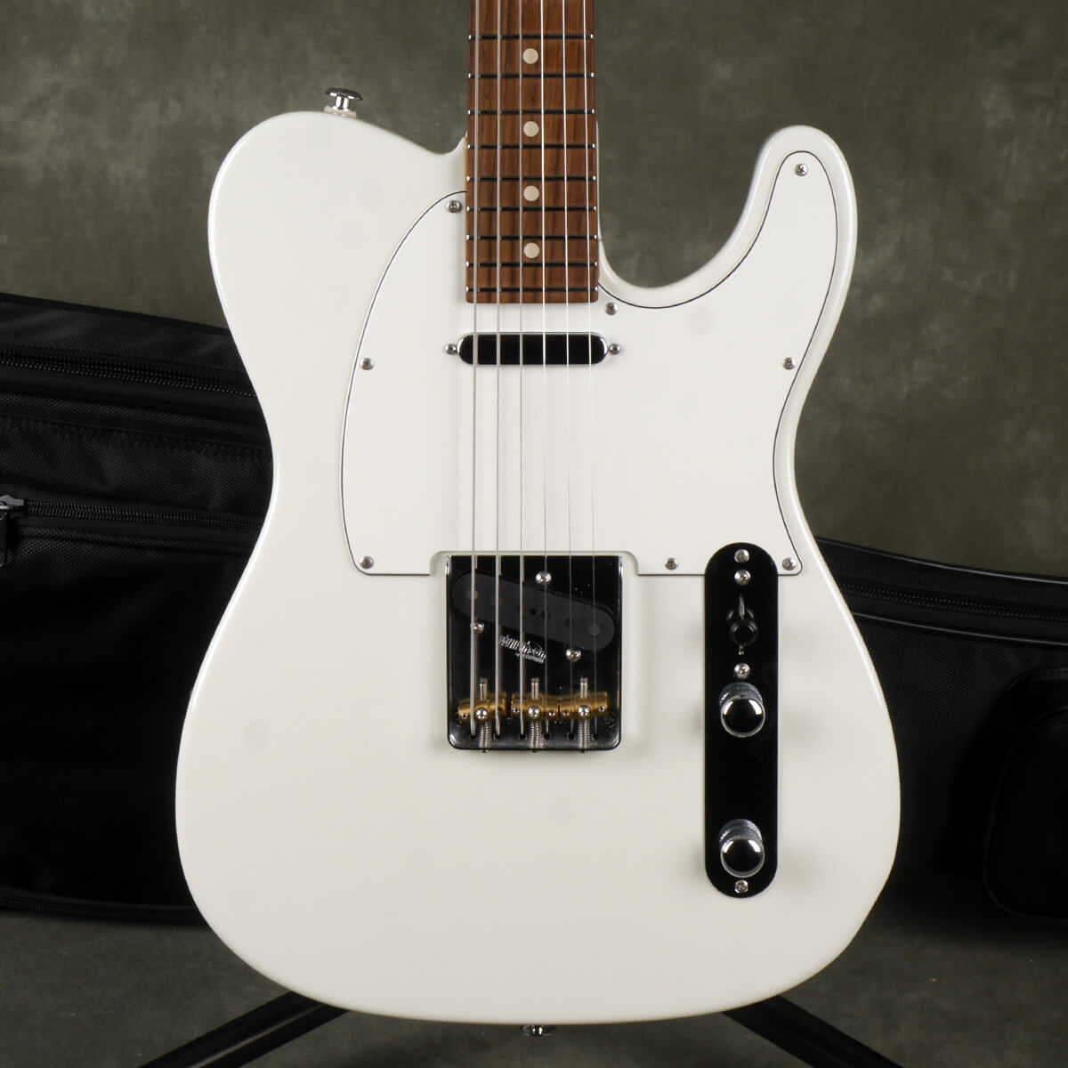 Suhr Classic T Pro - White w/Gig Bag - 2nd Hand
