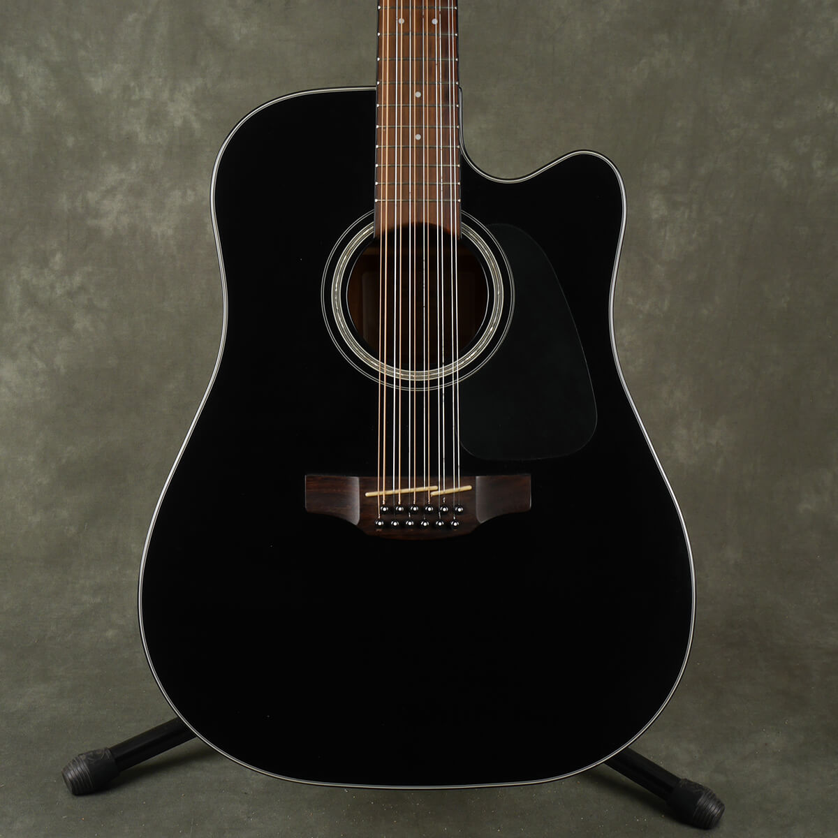 Takamine GD30CE 12-string Electro-Acoustic - Black - 2nd Hand