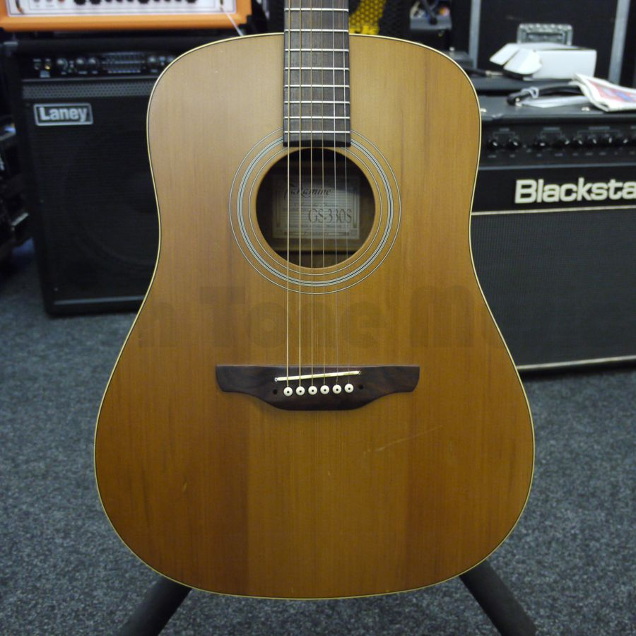 Takamine G330S Acoustic Guitar - 2nd Hand