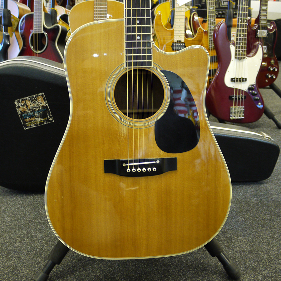 Takamine EF360SG Acoustic Guitar - Case - 2nd Hand