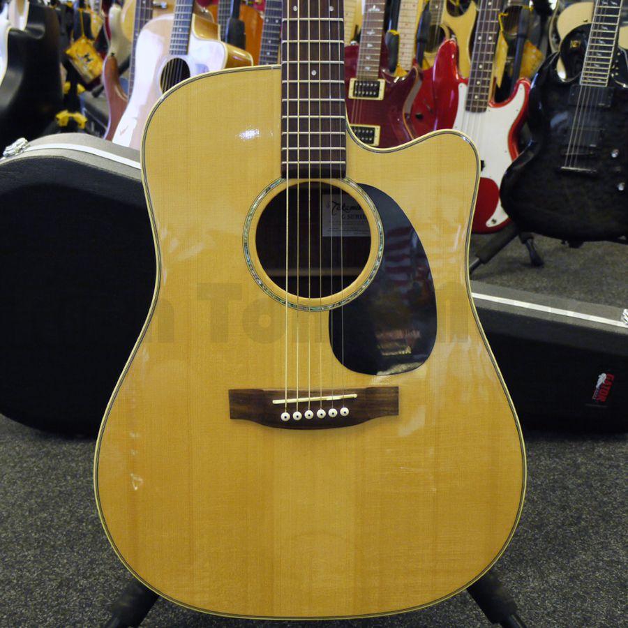 Takamine EG330SC Acoustic w/ Hard Case - 2nd Hand