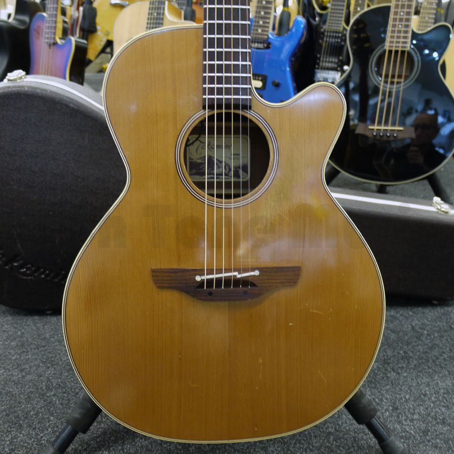Takamine TAN40C Acoustic Guitar w/ Hard Case - 2nd Hand