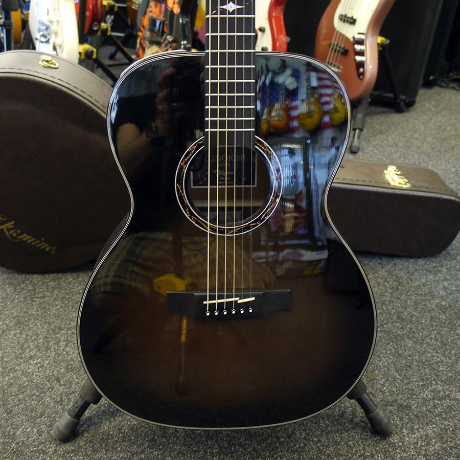 Takamine Kunoichi LC04 Limited Acoustic (#23 of 80) - 2nd Hand