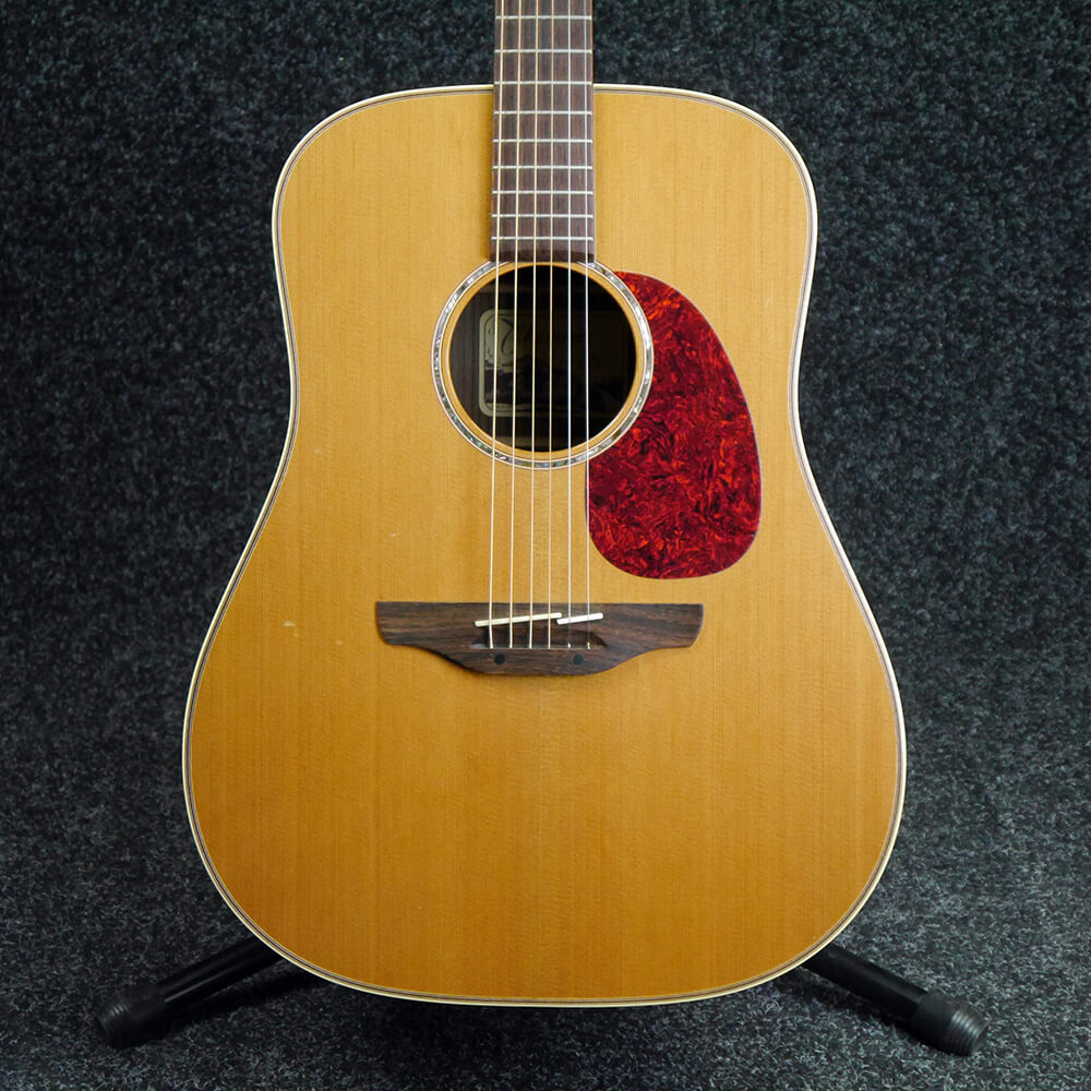 Takamine AN15 Acoustic Guitar -Natrual - 2nd Hand **COLLECTION ONLY**