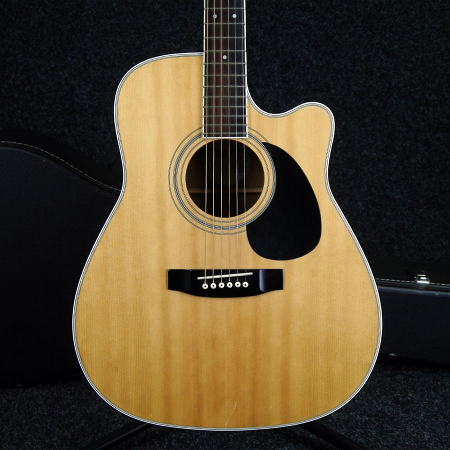 Takamine EG-332C Electro-Acoustic - Natural w/ Hard Case - 2nd Hand