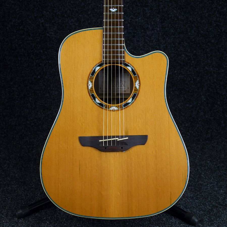 Takamine EGSF15SC Electro-Acoustic Dreadnought Guitar - 2nd Hand