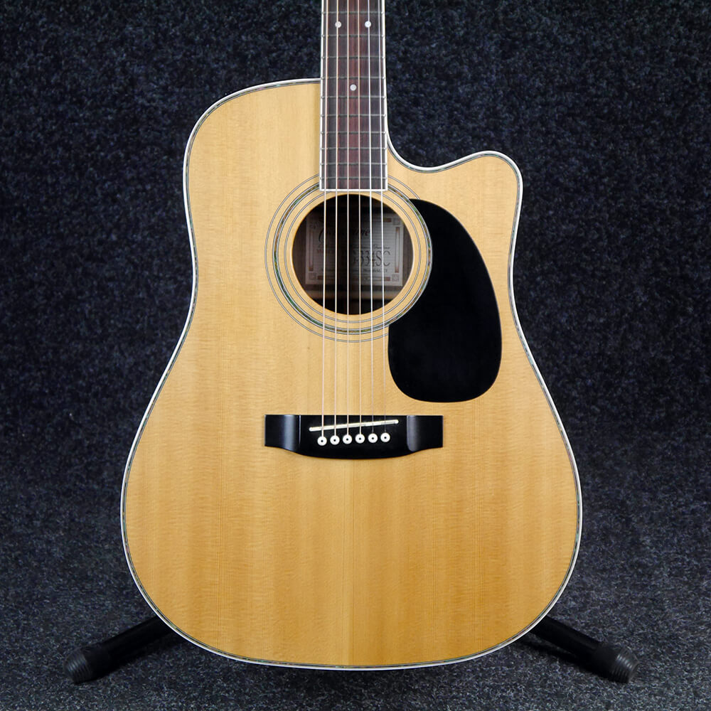 Takamine EG 334SC Electro Acoustic Guitar - 2nd Hand