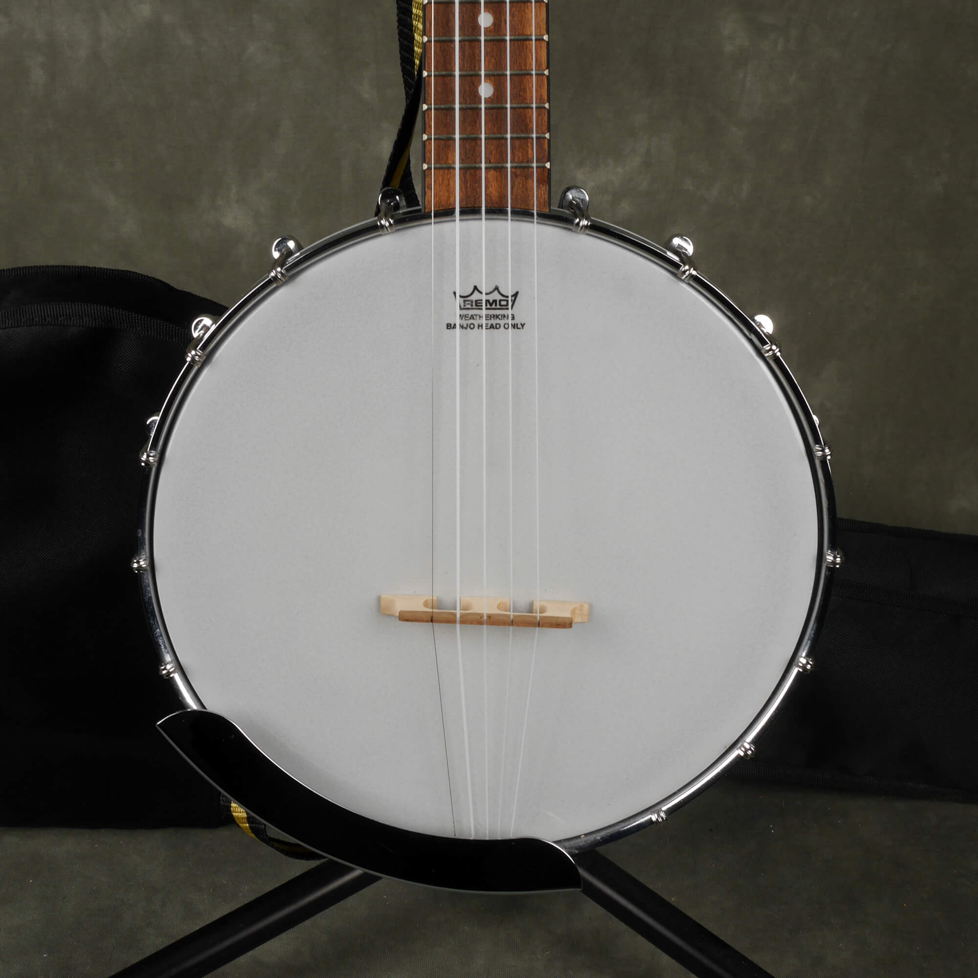 Tanglewood TWB T 5-String Union Series Travel Banjo w/Gig Bag - 2nd Hand