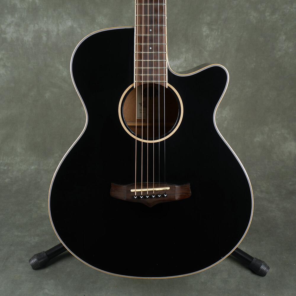 Tanglewood TW4 BK Winterleaf Electro-Acoustic - Black - 2nd Hand