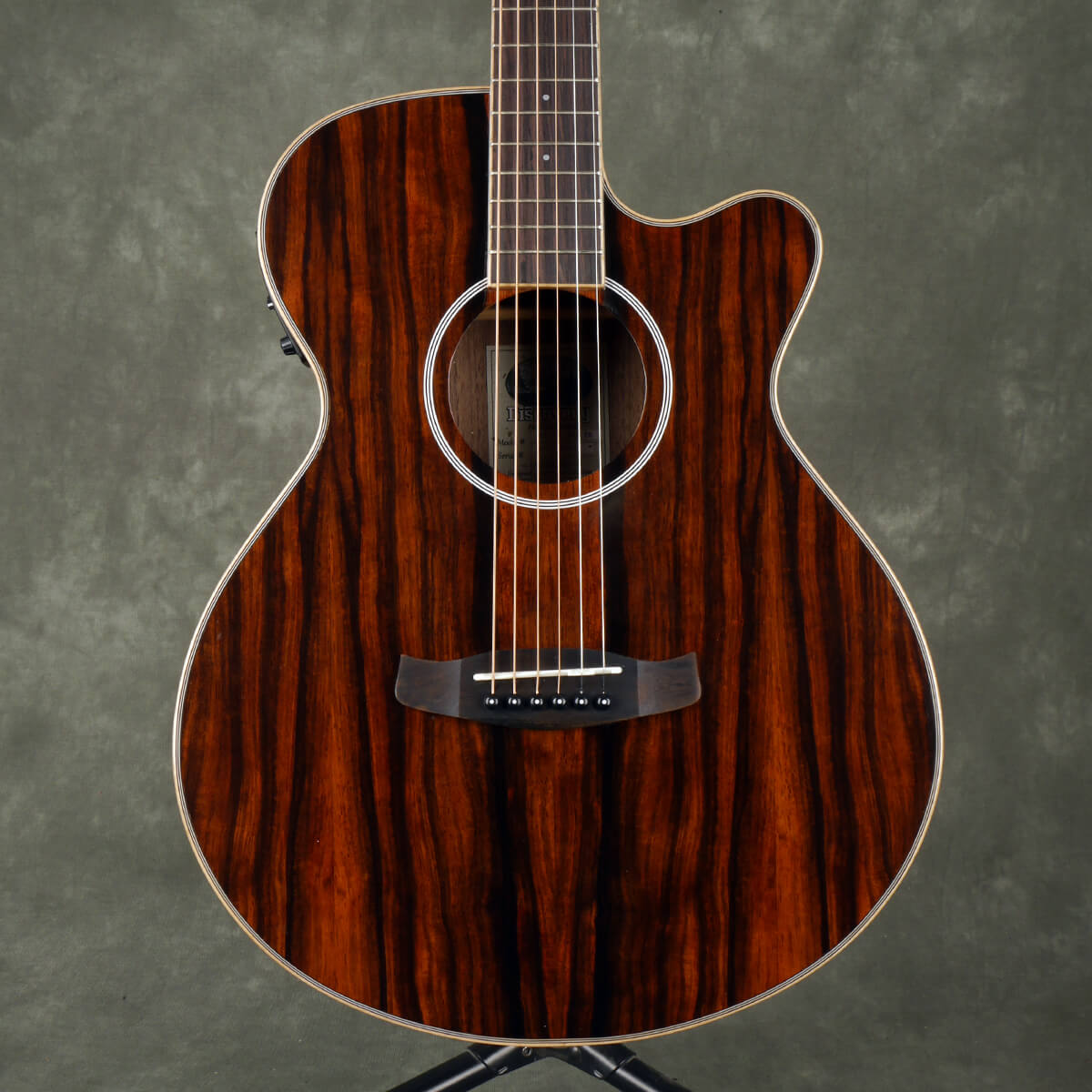 Tanglewood Discovery DBT DLX SFCE - Dark Natural - 2nd Hand