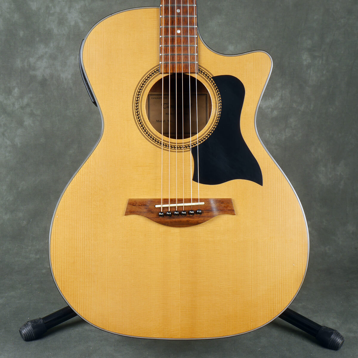 Tanglewood TF2CE-NS Electro-Acoustic - Natural - 2nd Hand