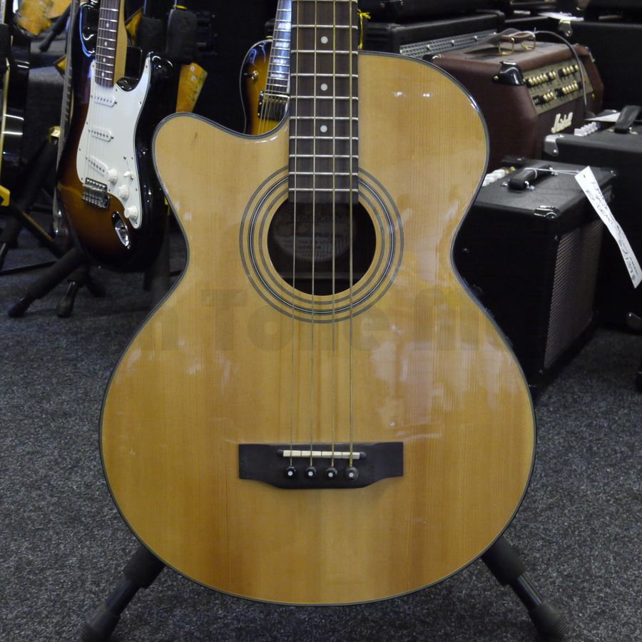 tanglewood tab2 ce sto left handed acoustic bass 2nd hand rich tone music. Black Bedroom Furniture Sets. Home Design Ideas