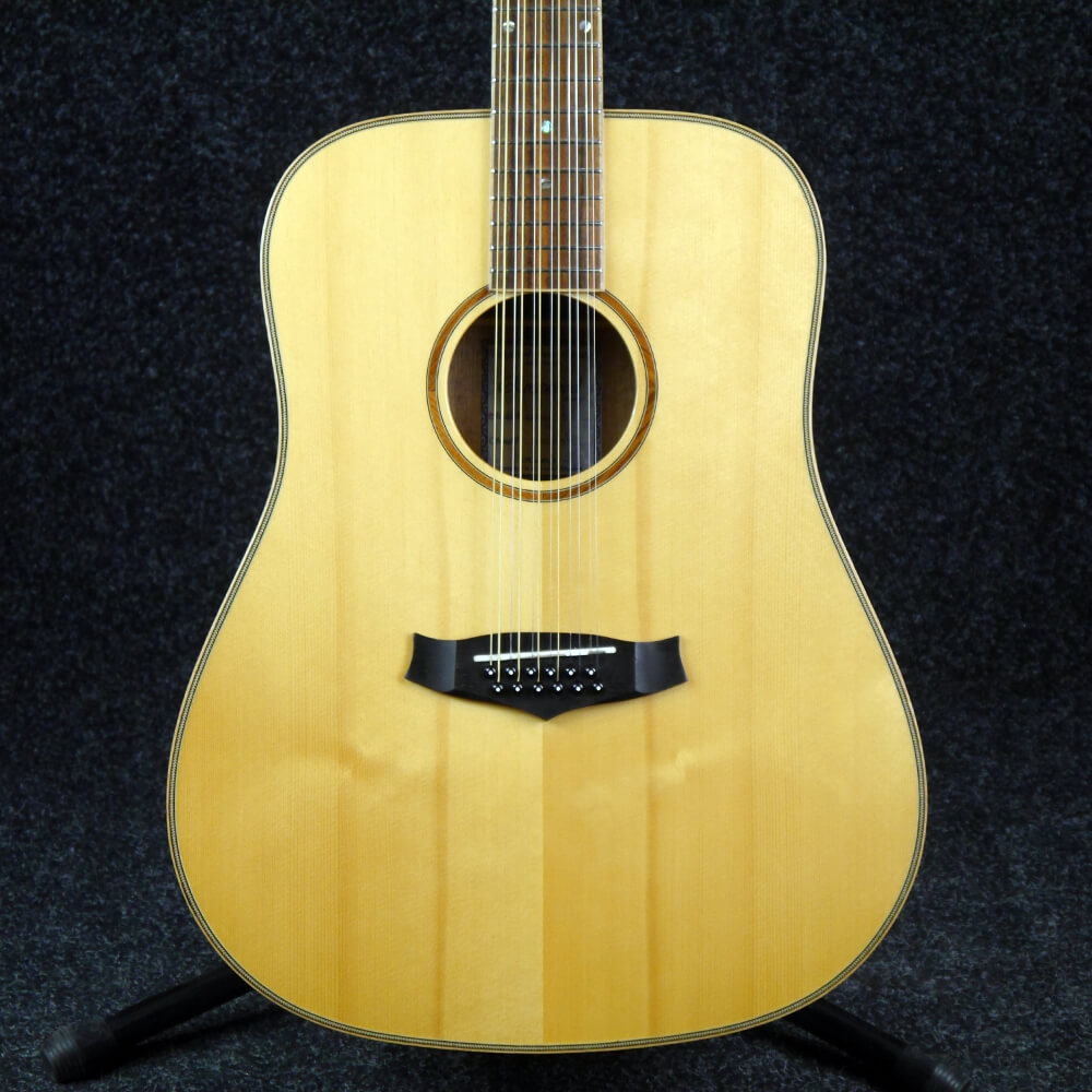 tanglewood trd 12 12 string acoustic guitar 2nd hand rich tone music. Black Bedroom Furniture Sets. Home Design Ideas