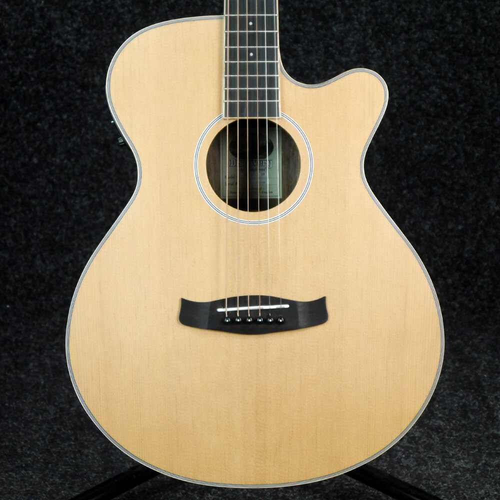 Tanglewood DBT SFCE Acoustic Guitar - Natural w/Gig Bag - 2nd Hand