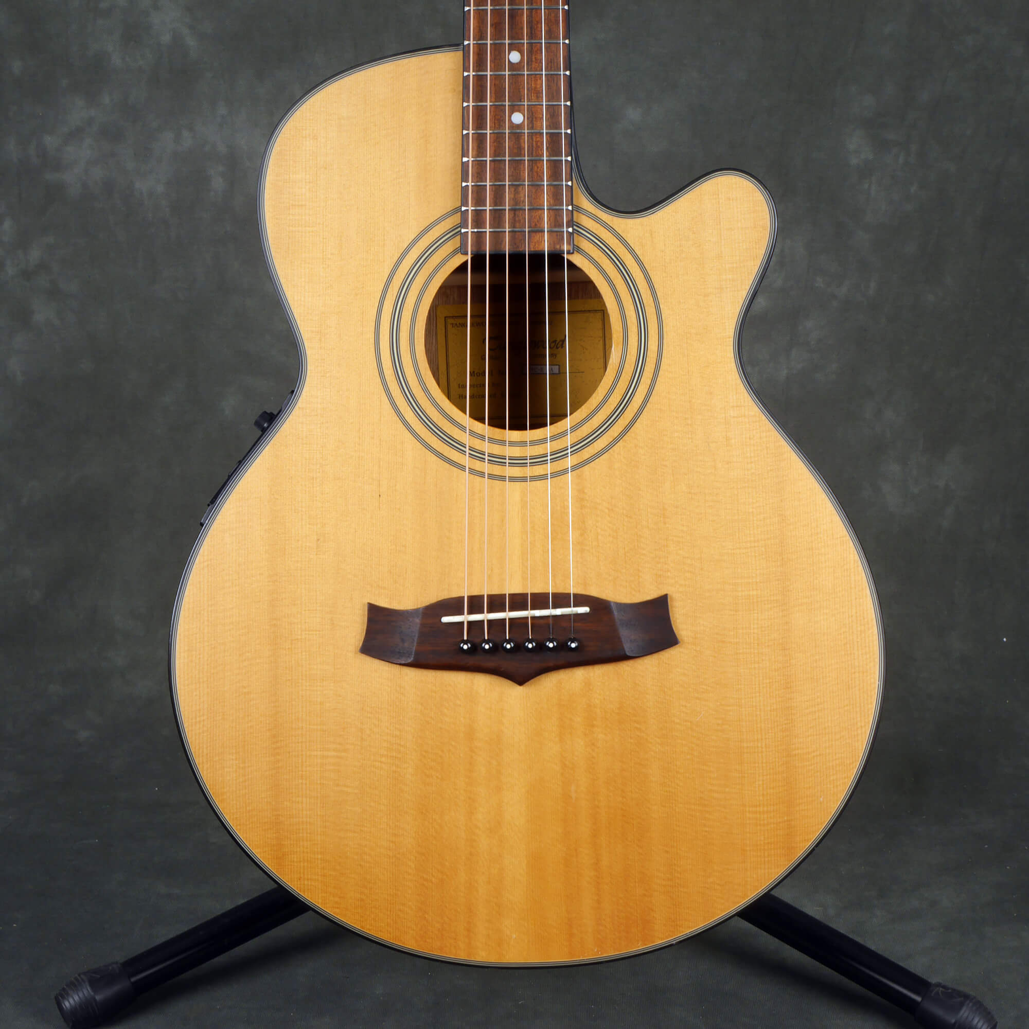 Tanglewood TFC-E Electro-Acoustic - Natural - 2nd Hand