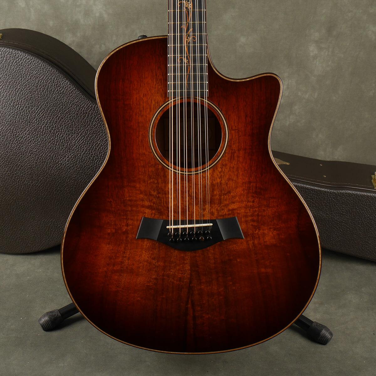 Taylor K66ce 12-String - Koa w/Hard Case - 2nd Hand