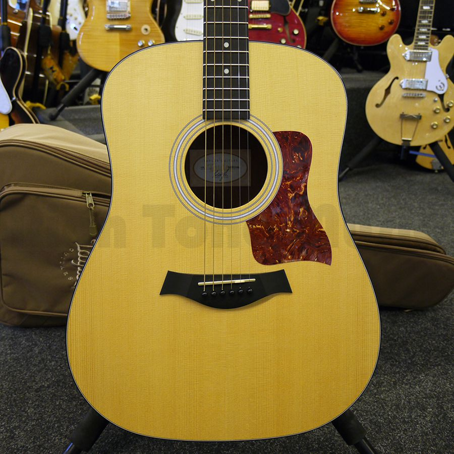 Taylor 110 Acoustic Guitar W Gig Bag 2nd Hand Rich