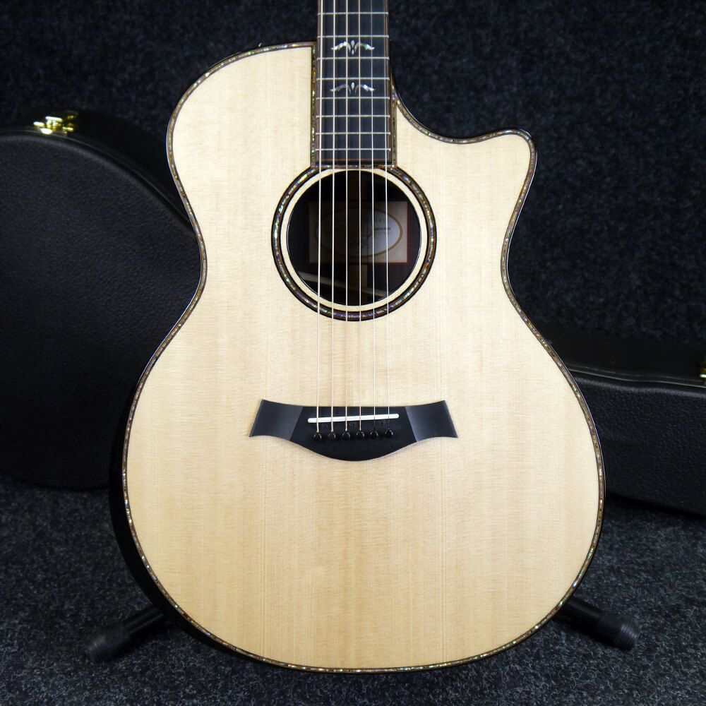 Taylor 914ce Electro Acoustic Guitar W Hard Case 2nd