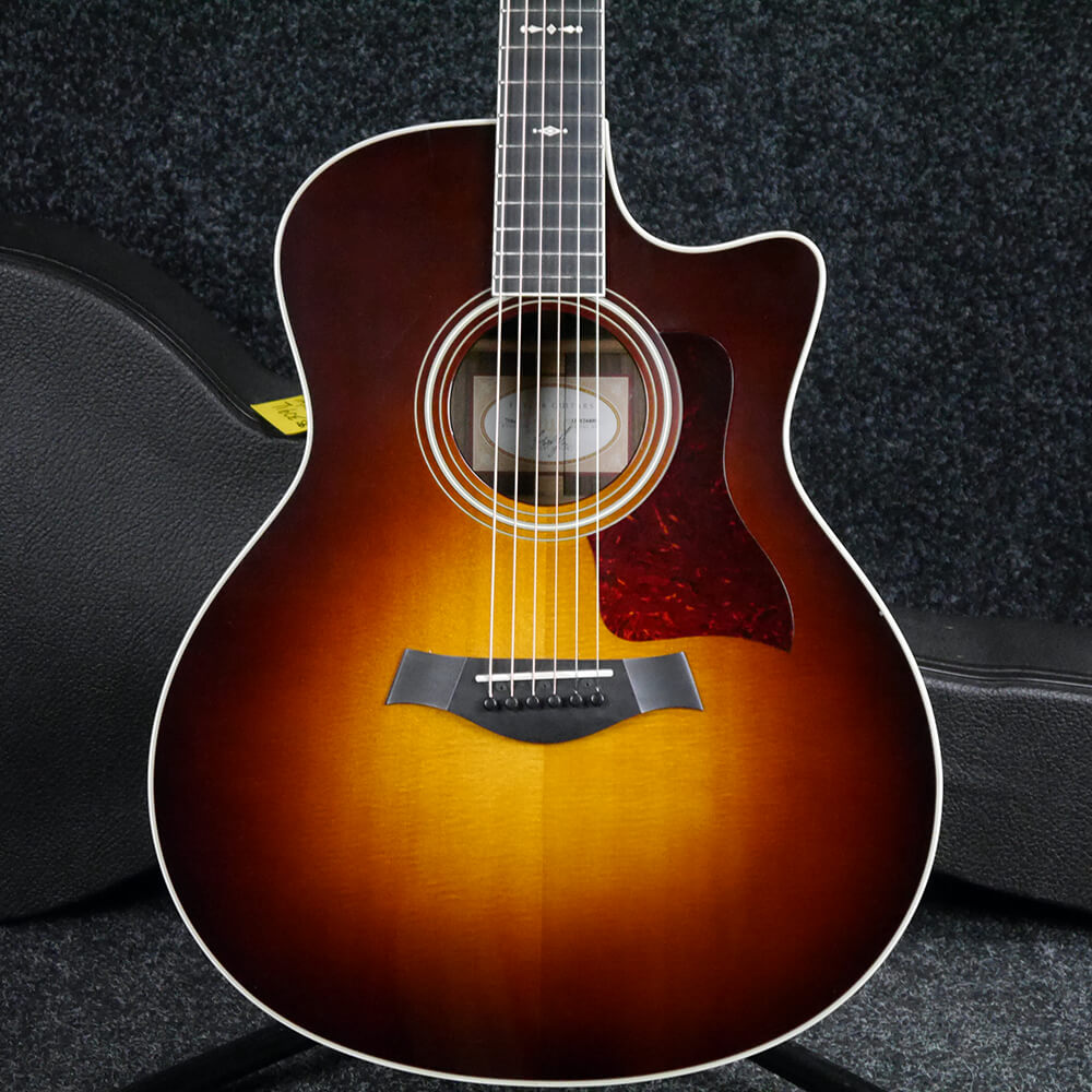 Taylor 716ce Electro-Acoustic Guitar - Sunburst w/Hard Case - 2nd Hand