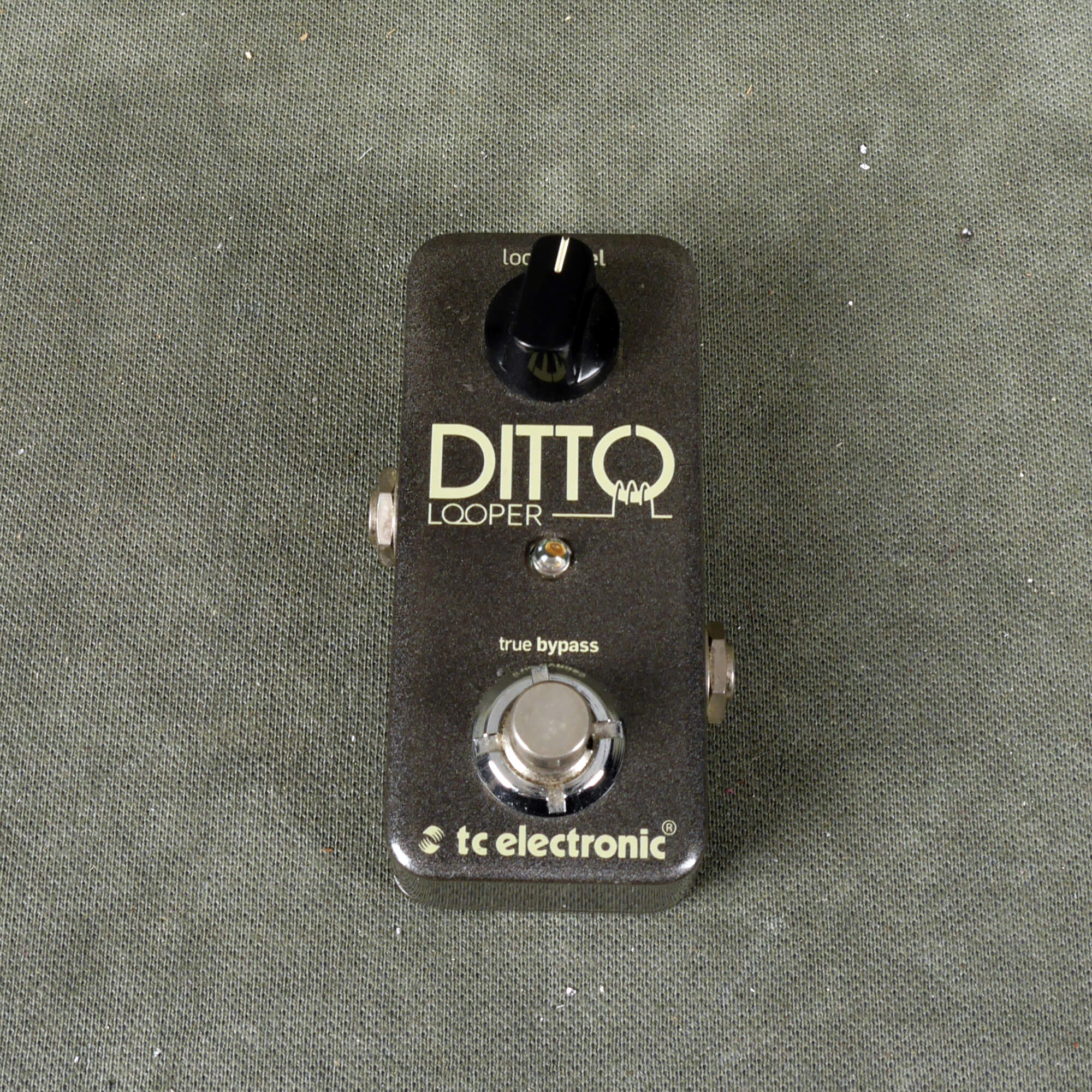 TC Electronics Ditto Looper FX Pedal - 2nd Hand