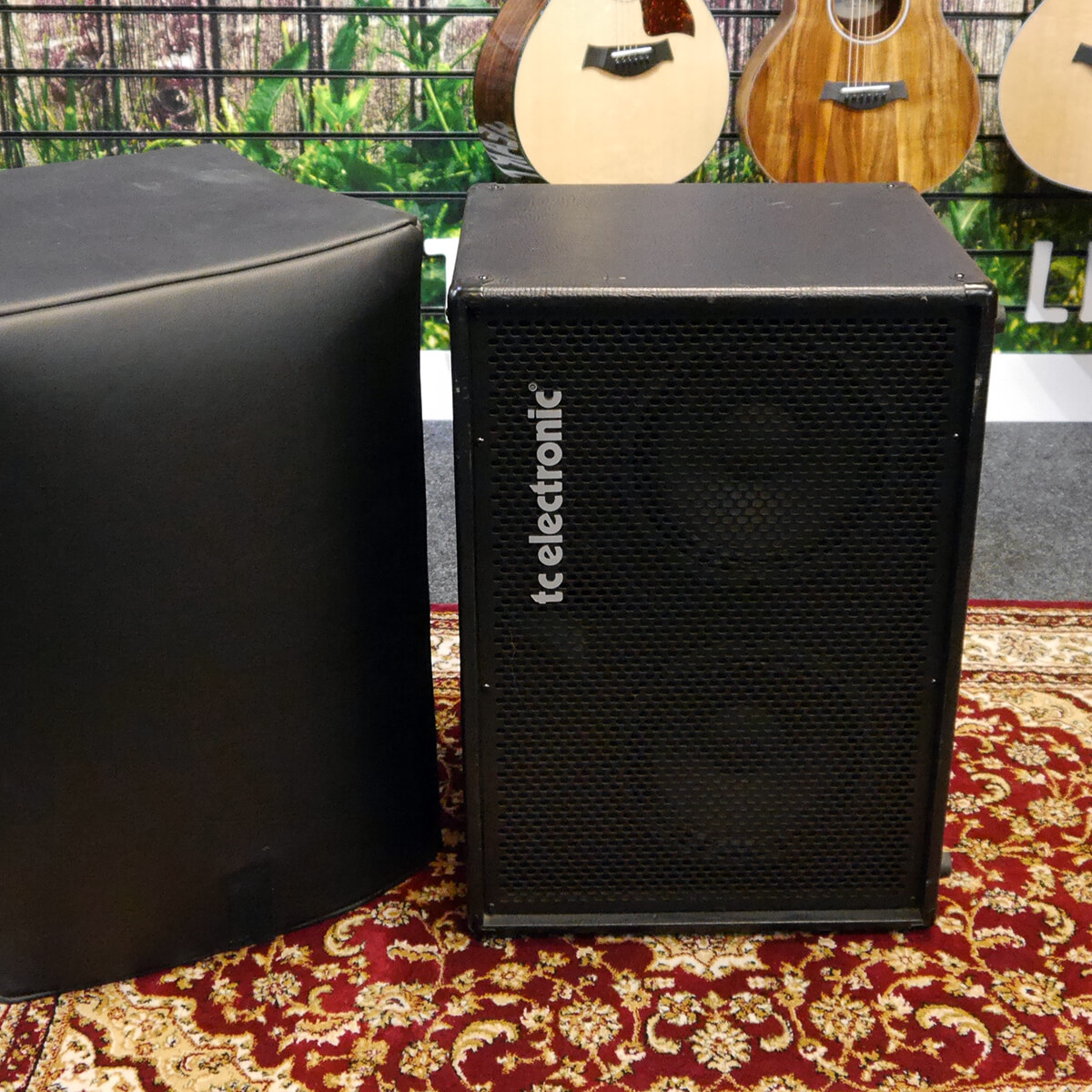 TC Electronics BC210 Cabinet w/Cover - 2nd Hand