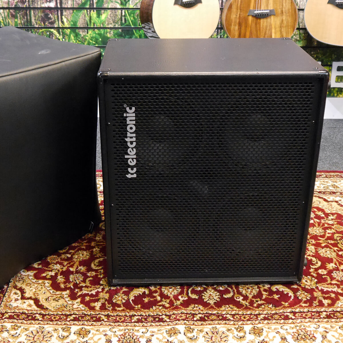 TC Electronics BC410 Cabinet w/Cover - 2nd Hand