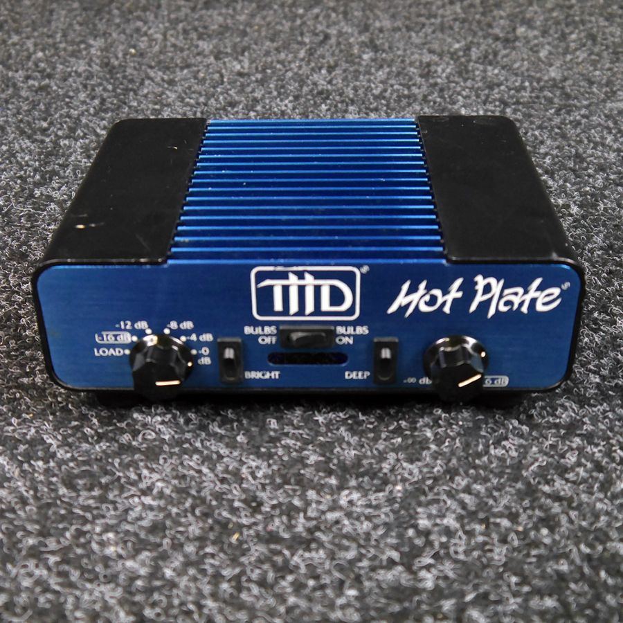 THD Hot Plate 16 Ohms - Blue - 2nd Hand