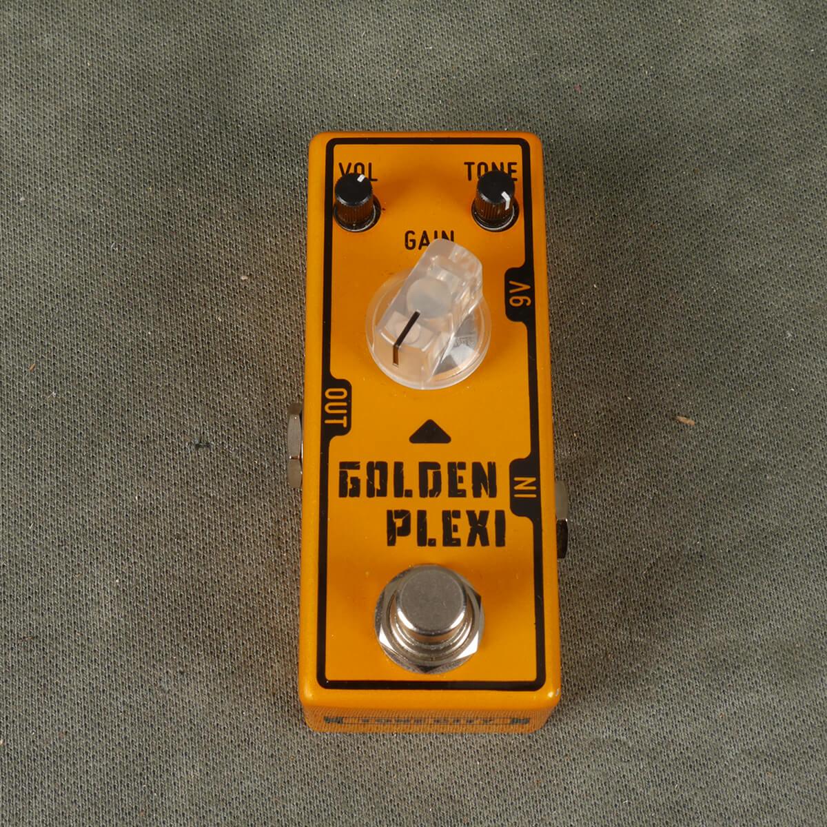 Tone City Golden Plexi Mini Overdrive FX Pedal - 2nd Hand