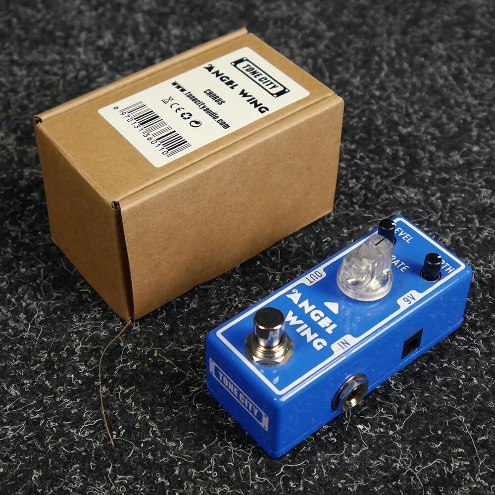 Tone City Angel Wing Chorus FX Pedal w/Box - 2nd Hand