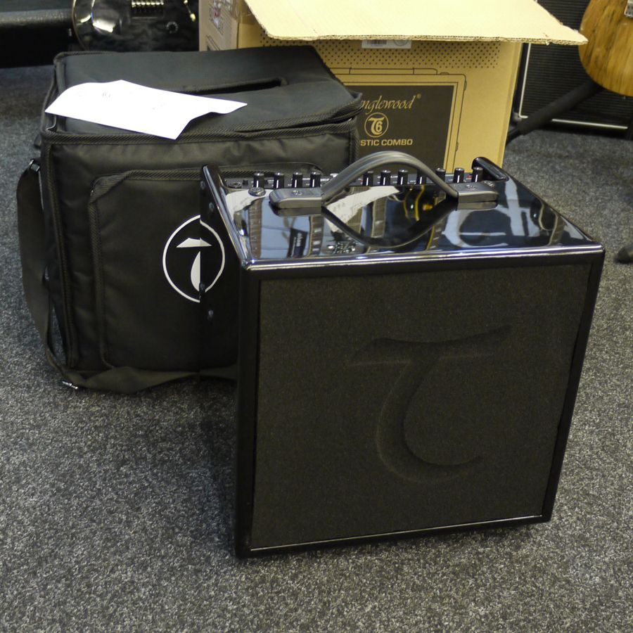 tanglewood t6 acoustic guitar amplifier 2nd hand rich tone music. Black Bedroom Furniture Sets. Home Design Ideas