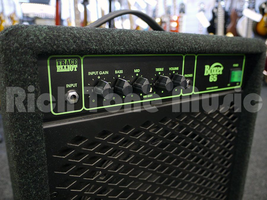 Trace Elliot Boxer 65 Bass Combo Amplifier - 2nd Hand