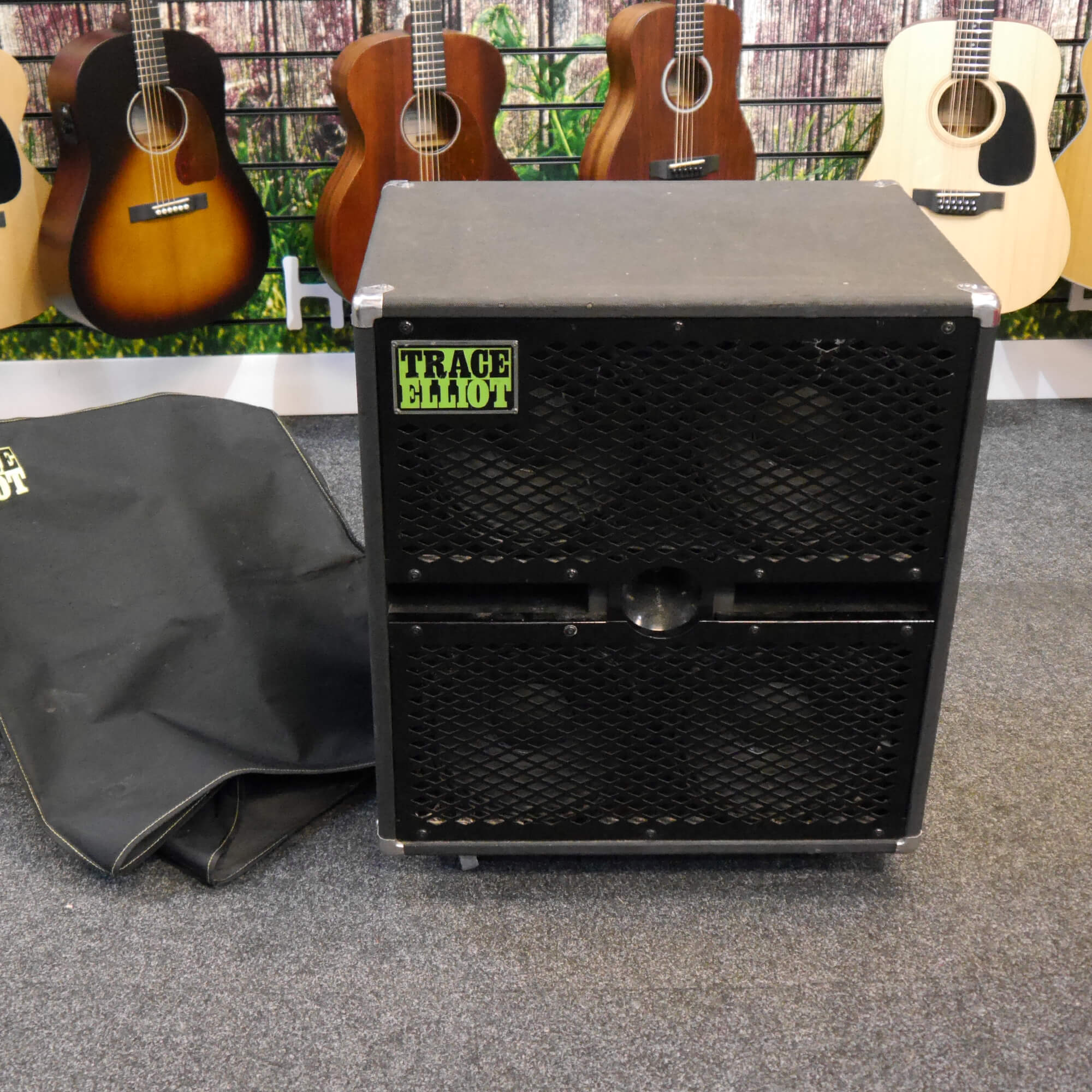 Trace Elliot 1048H 4x10 Bass Cabinet w/Cover - 2nd Hand **COLLECTION ONLY**