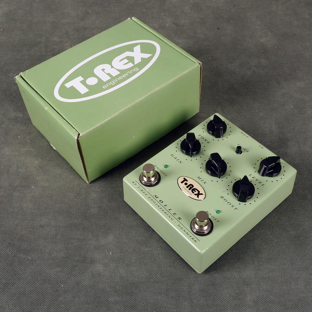 T-Rex Moller Boost FX Pedal w/Box - 2nd Hand
