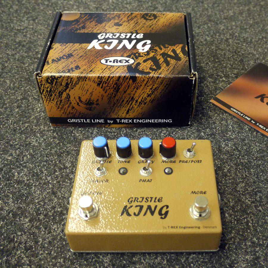 T-Rex Gristle King FX Pedal w/ Box - 2nd Hand