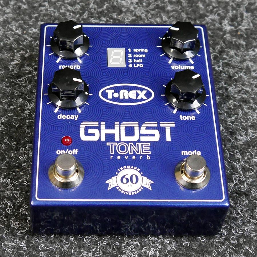 T-Rex Ghost Tone 60th Anniversary FX Pedal - 2nd Hand