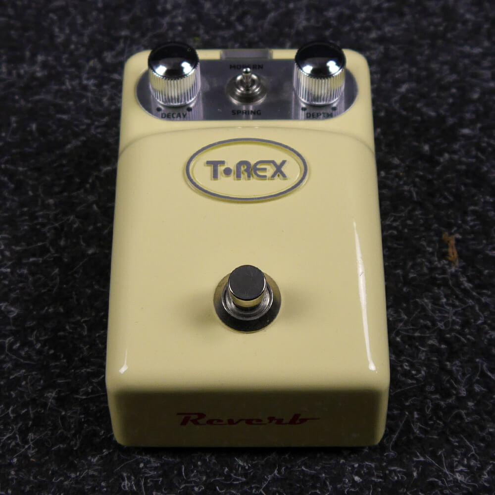 T-Rex Tonebug Reverb FX Pedal - 2nd Hand