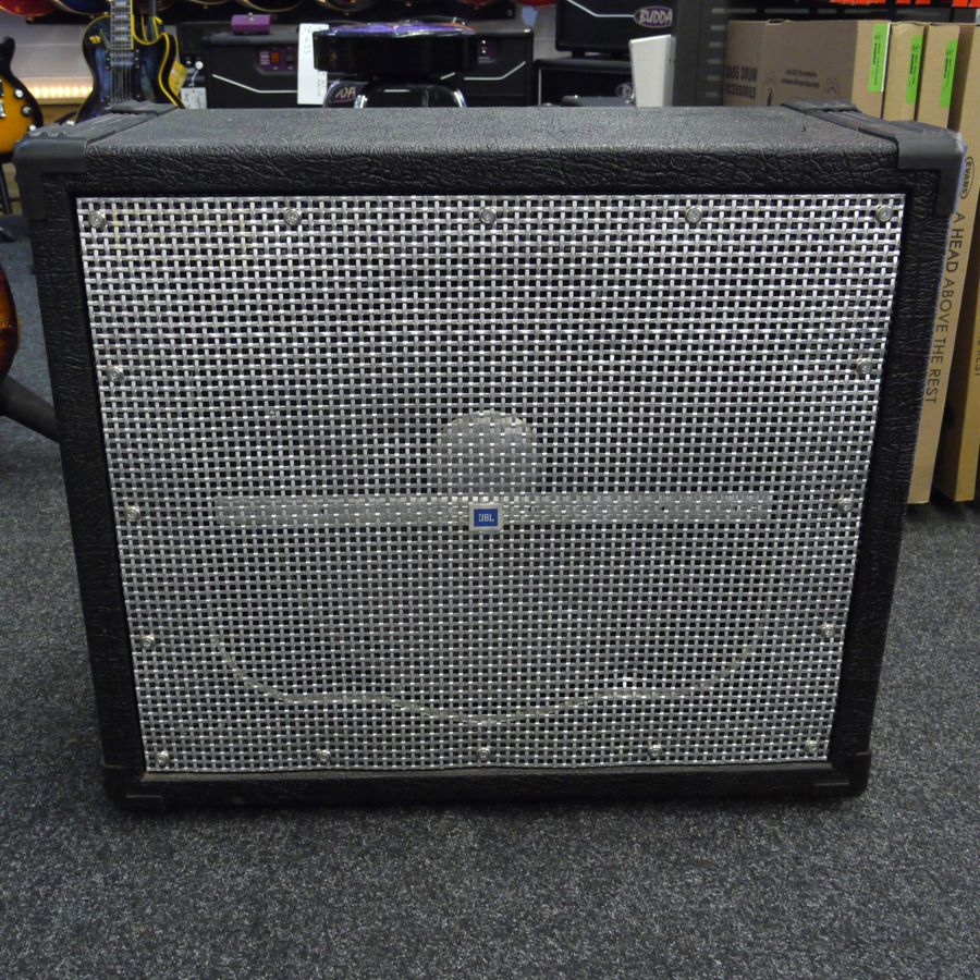 Speaker Cab With JBL K140 15 Inch Speaker - 2nd Hand