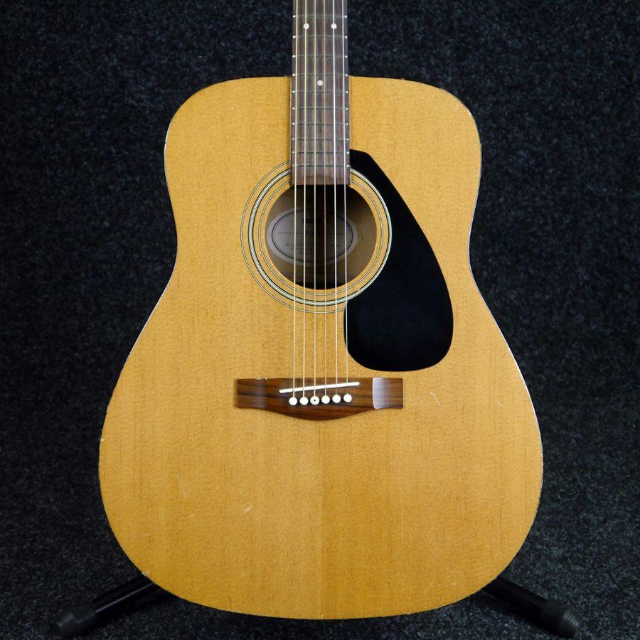 Yamaha f310 acoustic guitar 2nd hand rich tone music for Yamaha fs 310 guitar