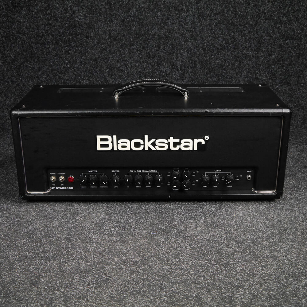 Blackstar HT Stage 100 Guitar Head - 2nd Hand