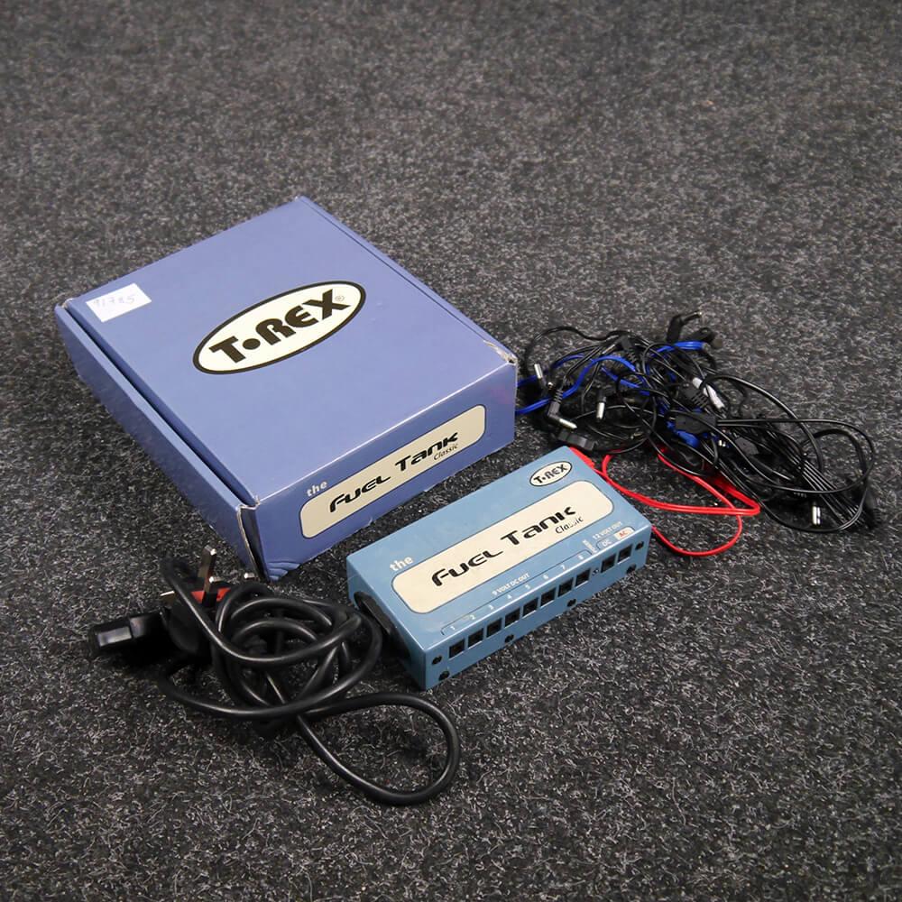 T-Rex Fuel Tank Classic Pedalboard Power Supply w/Box & PSU - 2nd Hand