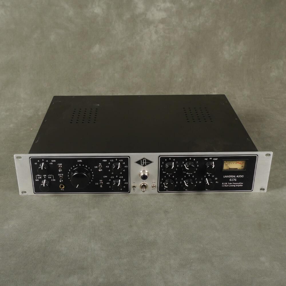Universal Audio 6176 Mic Pre & Compressor - 2nd Hand