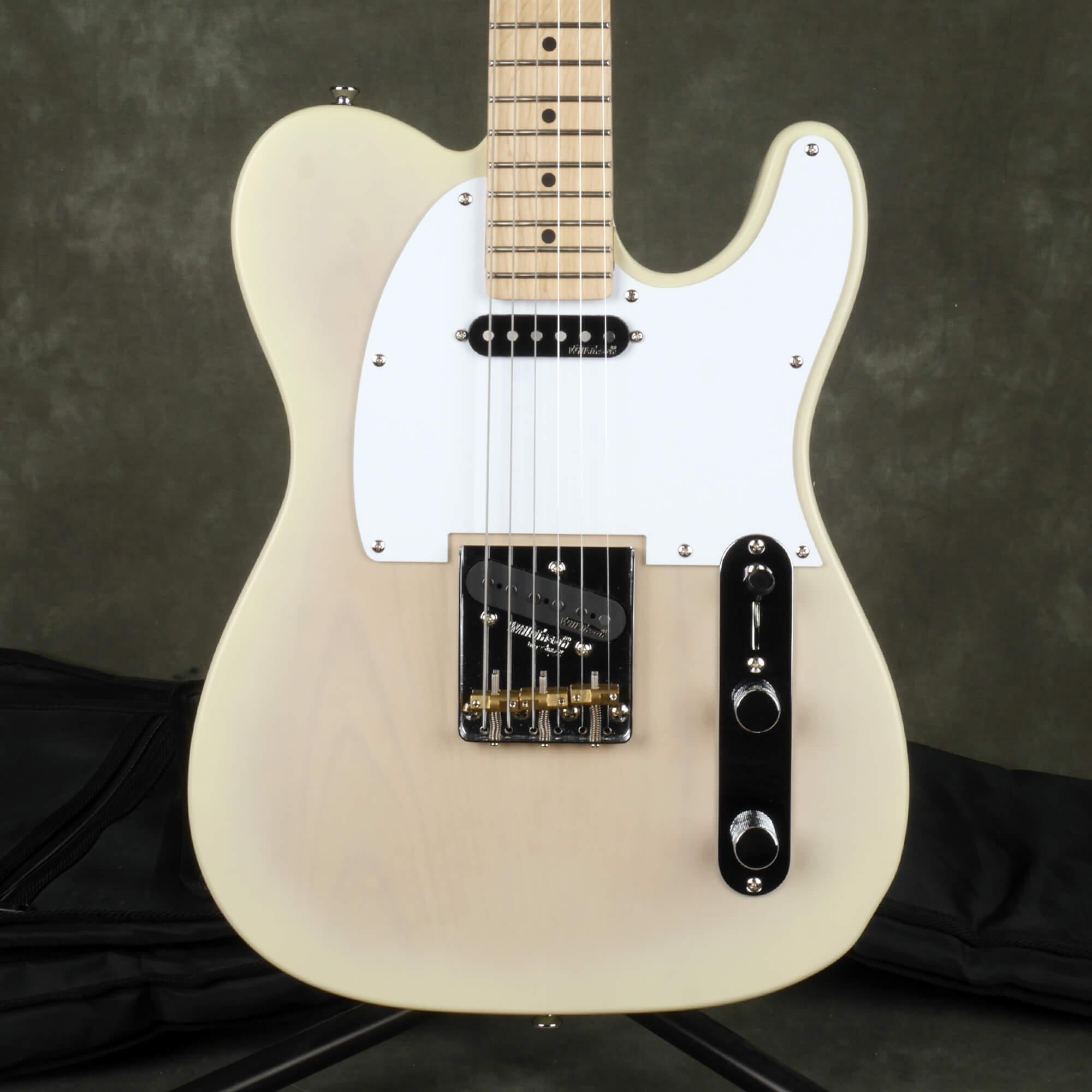 Vintage guitars V58JD - Vintage White w/Gig Bag - 2nd Hand